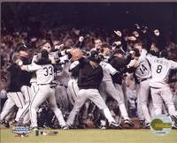 2005 Chicago White Sox World Champs Celebration 8X10 Glossy Photo by Photo File