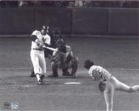 1977 Reggie Jackson NY Yankees WS 2nd HR vs Dodgers Sosa 8X10 Photo by Steiner