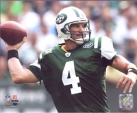 Brett Favre New York Jets 8X10 Glossy Photo by Photo File
