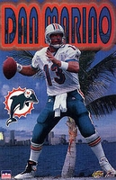 100 Assorted NFL Posters by Starline ALL NEW